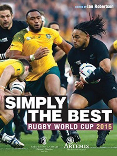 Simply the Best: Rugby World Cup Review 2015 (2016-03-15)