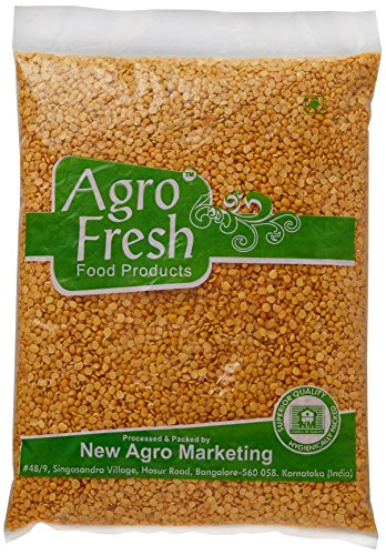 Agro Fresh Regular Toor Dal, 2kg