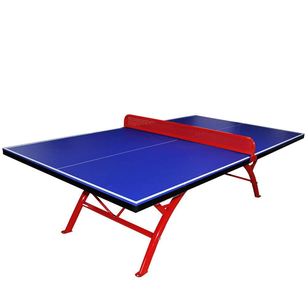 WXH Mesa de Ping Pong Mesa portátil compacta Mesa de Ping-Pong ...