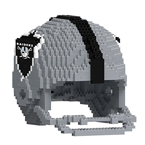 FOCO Oakland Raiders 3D Brxlz - Large -