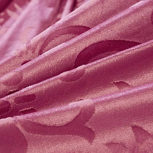 MIEMIE Ensembles de literie, Couvre-lit Patchwork Couvre-lit Super King-Size 3 pièces 100% Coton Couvre-lit avec taies d'oreiller jetables Couverture jetable