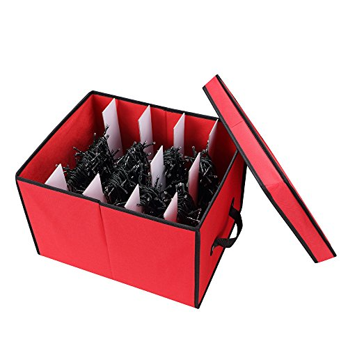 """Primode Xmas Light Box Organizer 