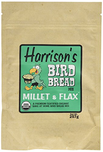 - Harrison's Bird Bread Mix - Millet and Flax