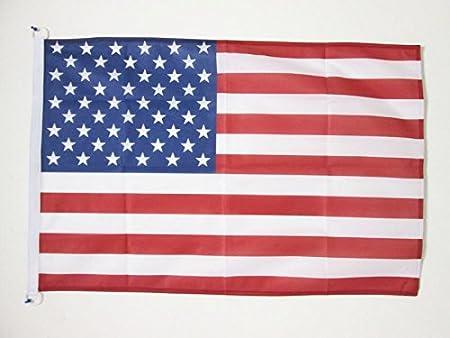 AZ FLAG Bandera de los Estados Unidos 90x60cm Uso Exterior ...