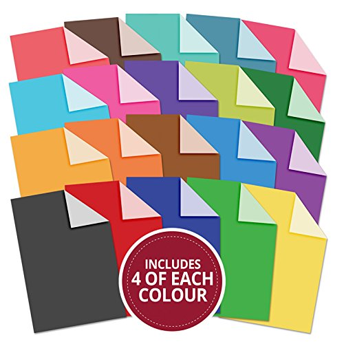 Hunkydory Adorable Scorable Limited Ed Colour Twist Double-Sided 80-Sheet Megabuy