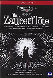 Mozart: Die Zauberflöte [DVD] [Alemania]