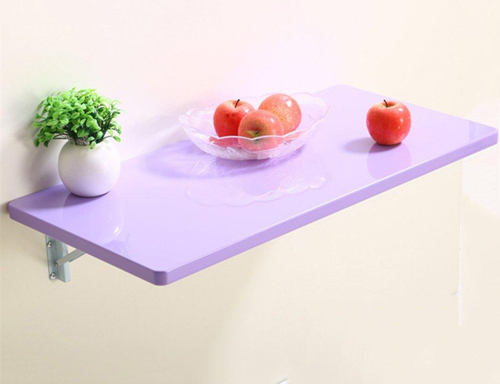 コンピュータデスクラーニングテーブルペイントサイドテーブルホーム壁掛けノートブックデスクサイズオプション ( サイズ さいず : 100*40cm ) B079979Y7J 100*40cm 100*40cm