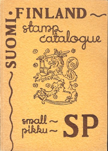 Finland Stamp Catalogue - small pikku - SP