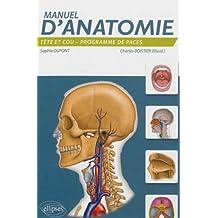Manuel d'Anatomie: Tete et Cou (paces)