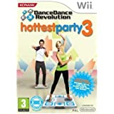 Dance Revolution - Hottest Party 3 without Dancemat (Wii) [Importación Inglesa]