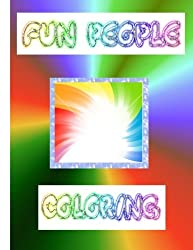 Fun People Coloring