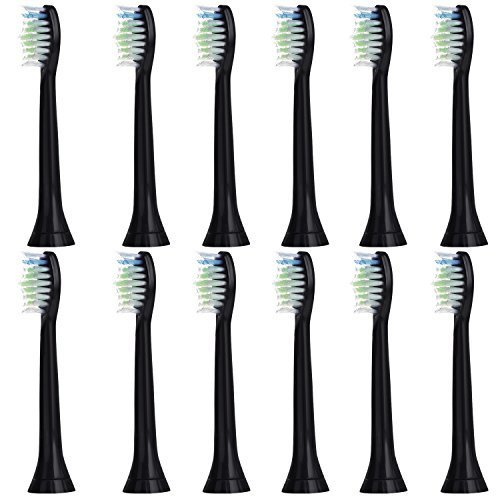 E-Cron Replacement Toothbrush heads Compatible With Electric
