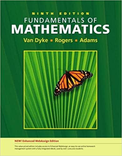 Fundamentals of Mathematics, Enhanced Edition (with Enhanced ...