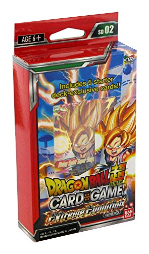 Dragon Ball Super The Extreme Evolution Series 3 Starter Deck