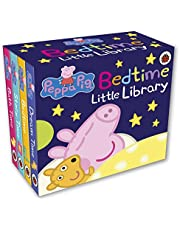 Peppa Pig: Bedtime Little Library