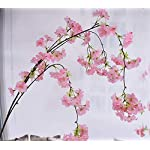 140Cm-Natural-Vertical-Silk-Cherry-Blossom-for-Wedding-Decoration-DIY-Cherry-Trees-Artificial-Flower-BouquetPink