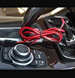 12V-24V DC Car Charger Auto Power Supply Cable - DC