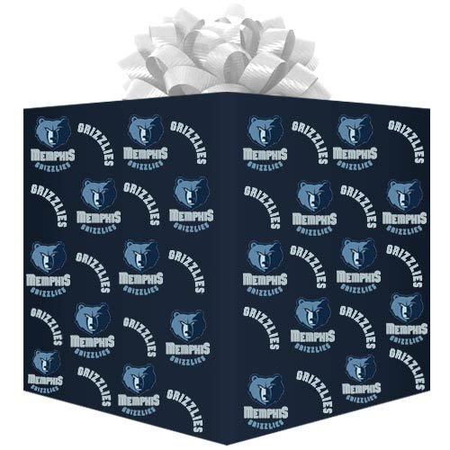 NBA Memphis Grizzlies Wrapping Paper