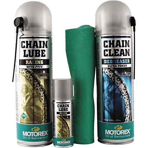 Motorex Racing Chain Clean Care Kit 109330 by Motorex