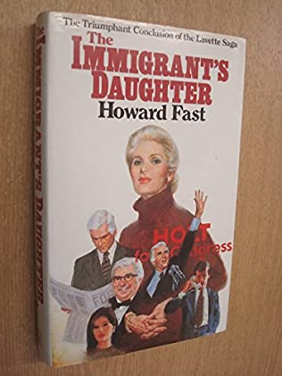book cover of The Immigrant\'s Daughter