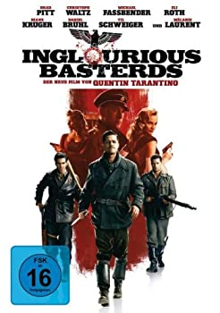 Inglourious Basterds DVD Film
