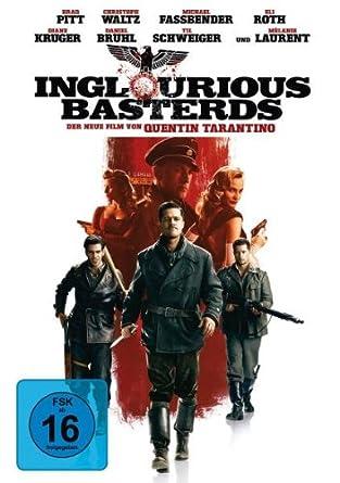 Inglourious Basterds [Alemania] [DVD]