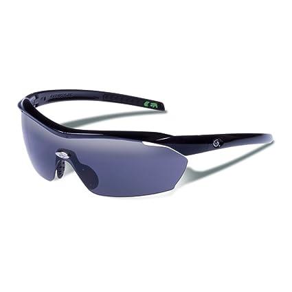 e4489f1626b Amazon.com   Gargoyles Pursuit Matte Black Smoke Lens   Sports ...