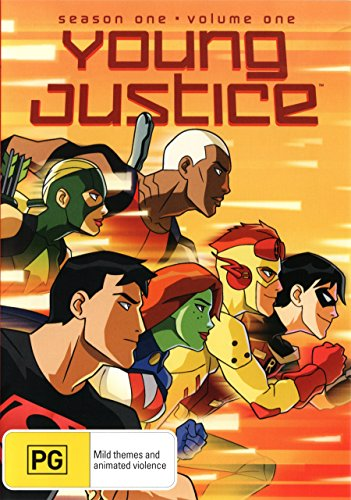 young justice season 4 - 1