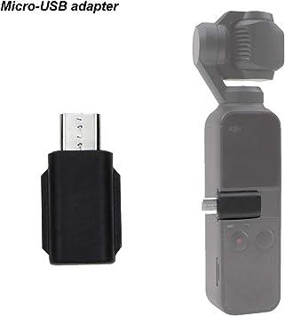 Tineer Adaptador Universal para Smartphones Tipo C, transferencias ...