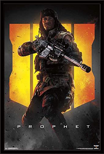 Trends International Call of Duty: Black Ops 4 - Prophet Key Art Wall Poster, Multi