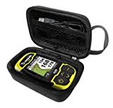 Cheap FitSand Hard Case for IZZO Golf Swami 5000 Golf GPS Rangefinder
