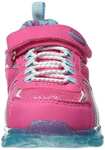 Beppi Mädchen Casual Shoe Fitnessschuhe Rosa (Fuchsia)