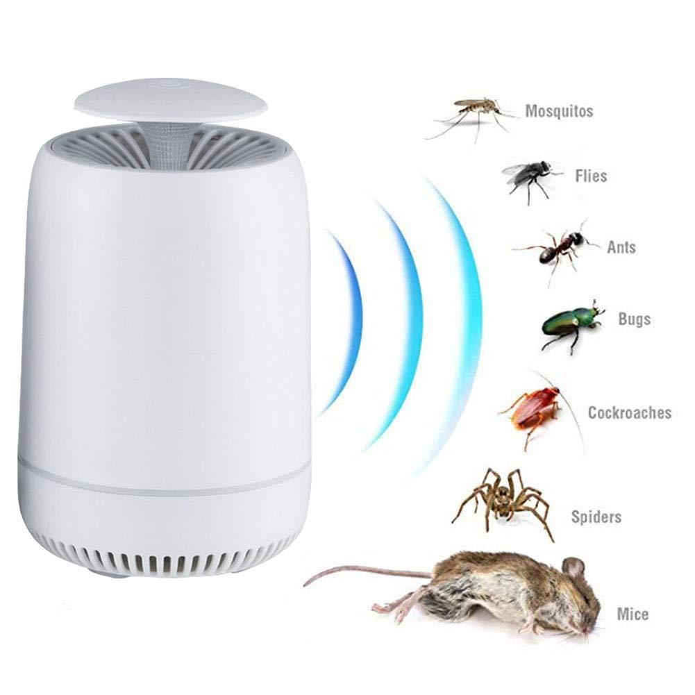 HXCLYQ Tragbare Mücke   USB Ultraschall Schädlingsbekämpfungsmücke Zur Mobilen Aufladung Insektenentwurmungskiller Für Den Innen  Und Außenbereich