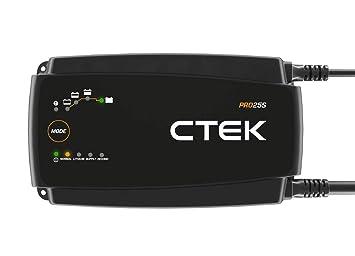 CTEK PRO 25S EU 300W 12V 8504405590 40-194 Automatikladeger/ät 12V 25A