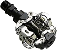 VENZO Shimano SPD Compatible Mountain Bike Sealed Pedals with Cleats