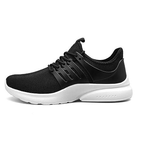 Darringls Zapatillas de Deporte Respirable para Correr Deportes Zapatos Running Hombre Zapatillas de Deporte Transpirables Zapatos para Aire Libre y Deporte ...