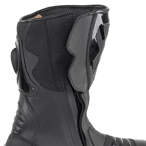 Vulcan V300 Mens Velocity Motorcycle Sport Boots - 13 by Vulcan (Image #1)