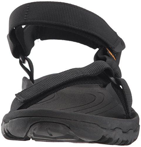 's 4 Men Black Sport Sandal Hurricane Teva 5q1cwvPW