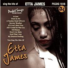 Sing the Hits of Etta James Karaoke edition (2004) Audio CD
