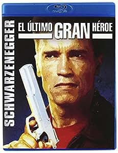 El último gran héroe [Blu-ray]