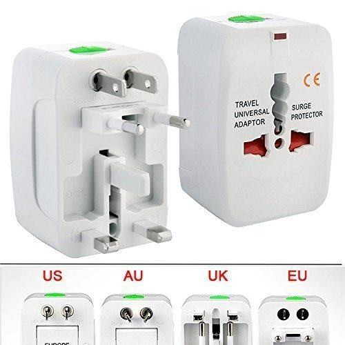 Cmg Universal Adaptor Worldwide Travel Adapter All country Travel Adapter