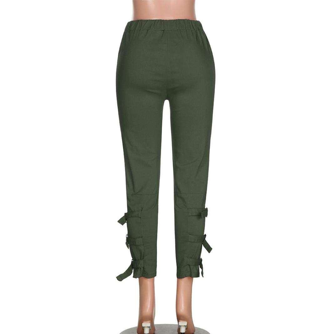ec415b3a023b iYBUIA Womens Casual Harem Baggy Hip Hop Dance Jogging Sweat Pants Slacks  Trousers(S-5XL) at Amazon Women s Clothing store