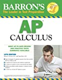 Barron's AP Calculus, Shirley O. Hockett and David Bock, 0764143247