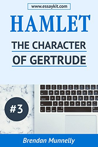 Amazoncom Hamlet Essay Kit  The Character Of Gertrude Hamlet  Hamlet Essay Kit  The Character Of Gertrude Hamlet Essay Kits By