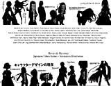 Game & Anime Character Design Book