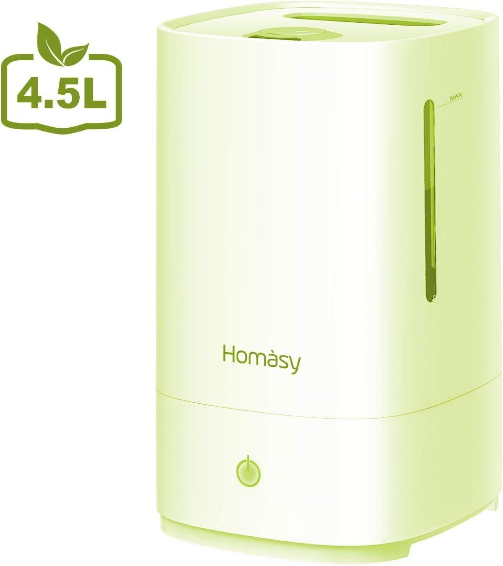 FeiliandaJJ Mini tragbar Luftbefeuchter Ultraschall 300ML Stumm Zerst/äuber Humidifier f/ür Yoga Babyzimmer B/üro Weihnachten Geschenk USB-Schnittstelle Gelb