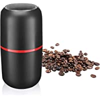 JYDirect Electric Coffee Grinder with Stainless Steel Blades,Coffee and Spice Grinder with 15 Cups Large Capacity,150W…