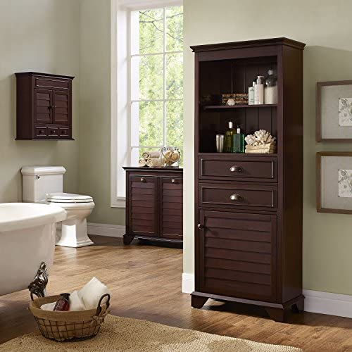 home, kitchen, furniture, accent furniture,  storage cabinets 1 picture Crosley Furniture Linen Hamper, Espresso in USA