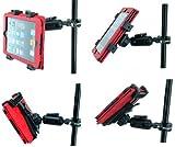 Ultimate Addons Secure Adjustable iPad MINI Music Microphone Stand Mount Holder (sku 16023)