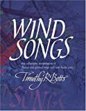 Windsongs: Sixty Calligraphic Interpretations of Hymns and Spiritual Songs with Notes by the Artist